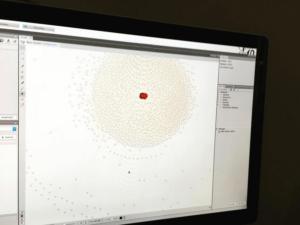 Analyse interne Verlinkung mit Gephii